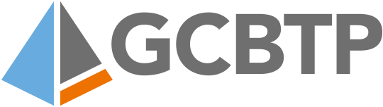 Logo GCBTP est un groupe indépendant de bâtiment et génie civil