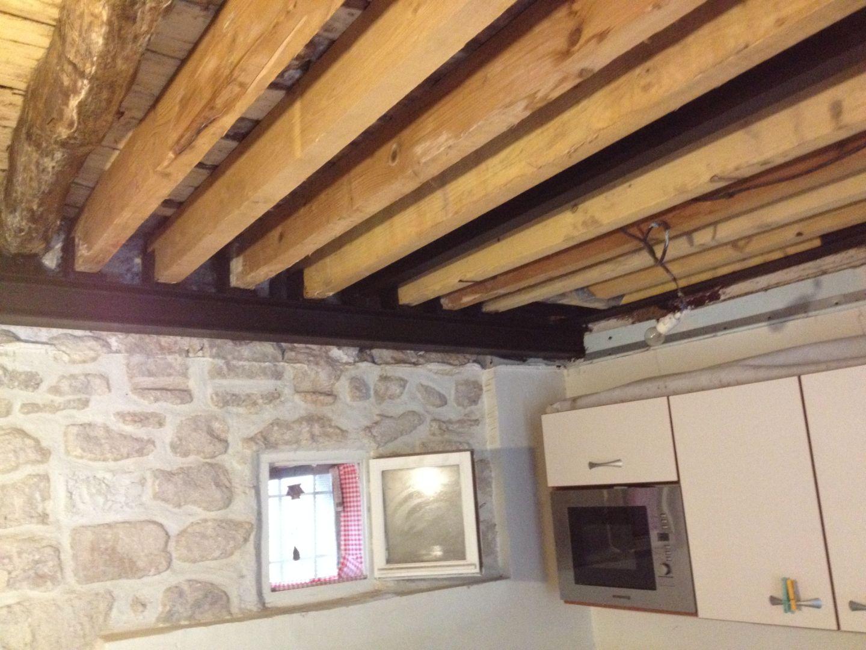 Réparation renfort structures bois
