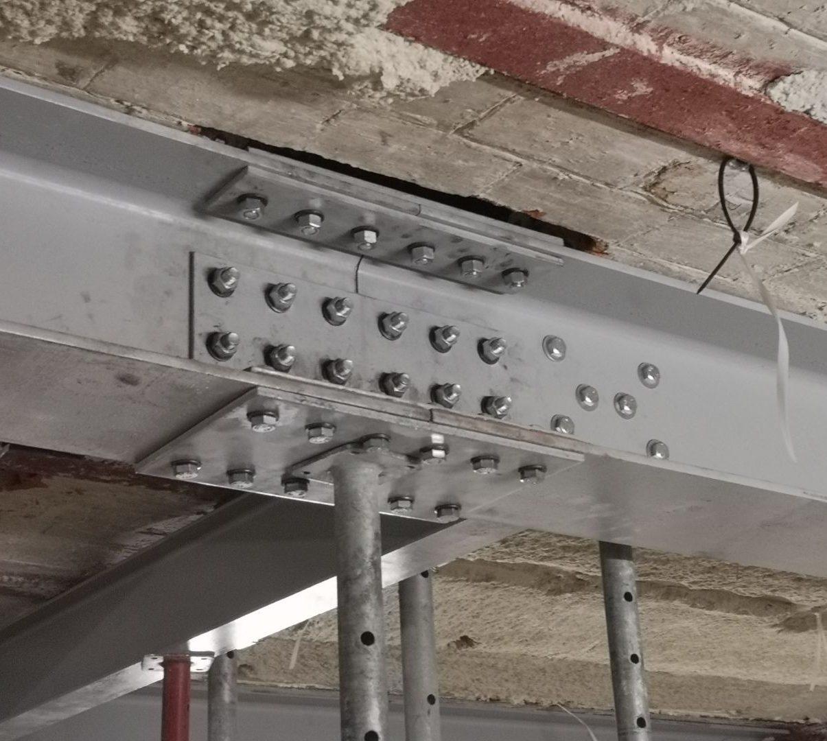 Réparation renfort | Structures métal | SPID IDF & Paris